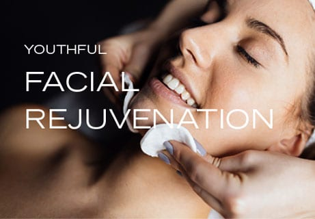 Facial Rejuvenation - A deeply relaxing natural face lift