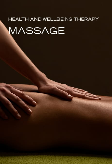 Orenda Health And Wellbeing - Massage