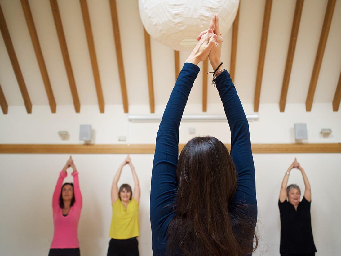 Orenda Health And Wellbeing - yoga, aromatherapy, massage and organic skincare