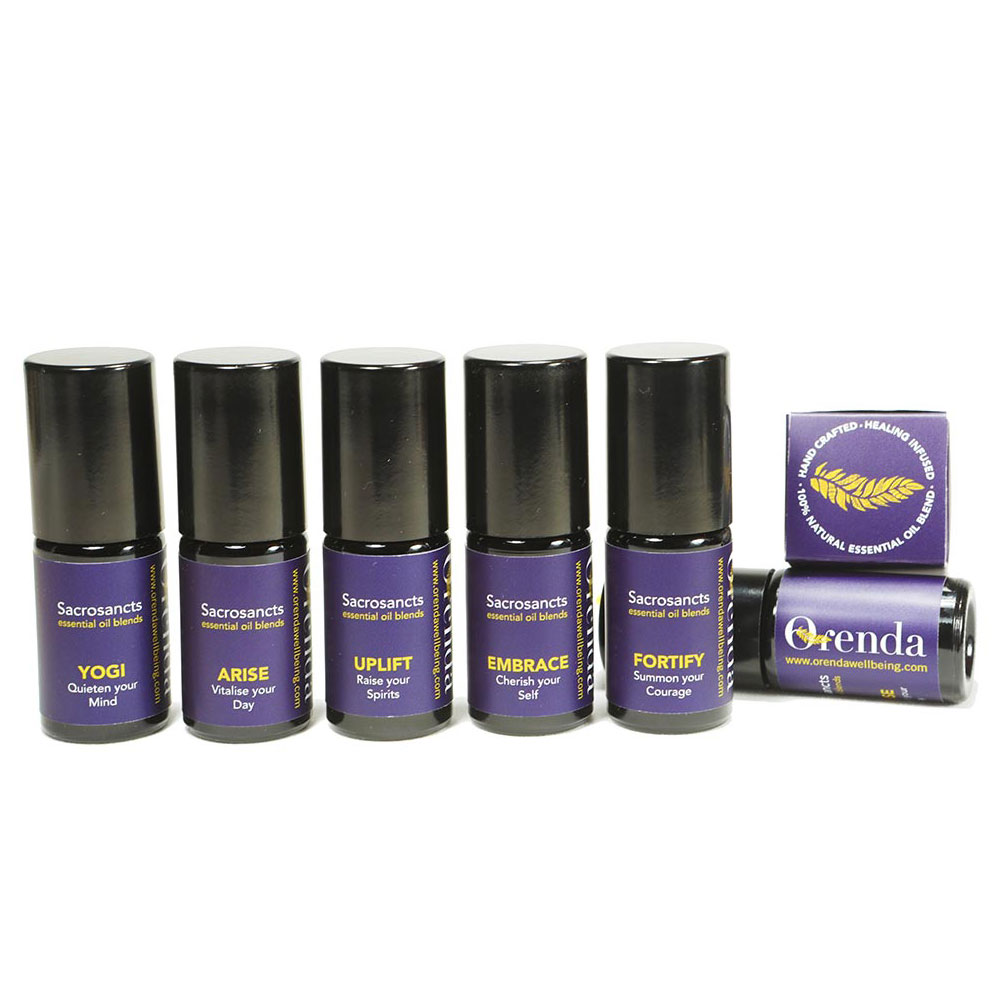 Essential Oil Blends Roll On