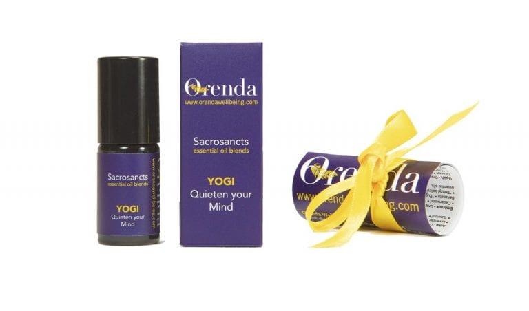 Orenda Health And Wellbeing - Sacrosancts - Range