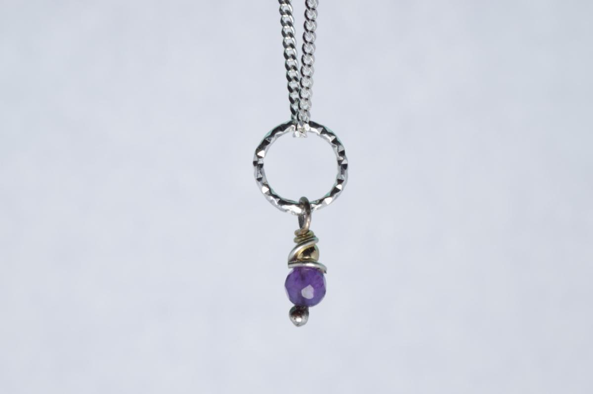 Orenda's bespoke jewellery - Amethyst