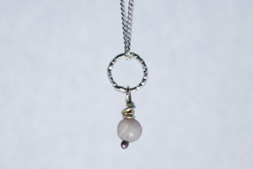 Orenda's bespoke jewellery - Kunzite