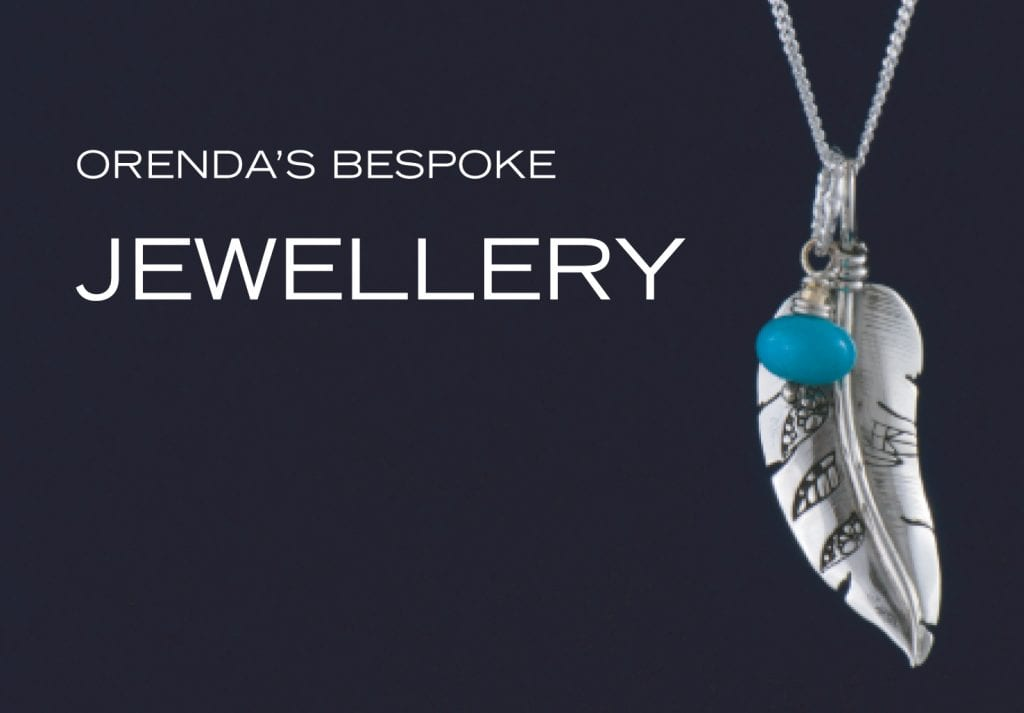 Orenda Health And Wellbeing - Bespoke Jewellery